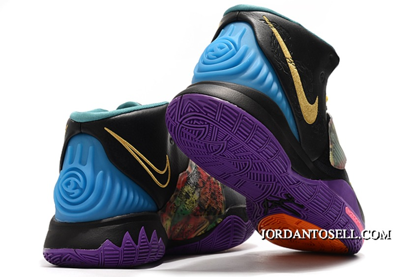 Nike Kyrie 6 Chinese New Year Available In Sizes 4 12 In 2020 Nike Innovation Nike Nike Kyrie