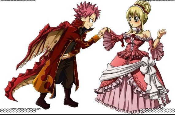 Flames & Keys ( Fairy Tail [Natsu x Lucy] fanfiction ...