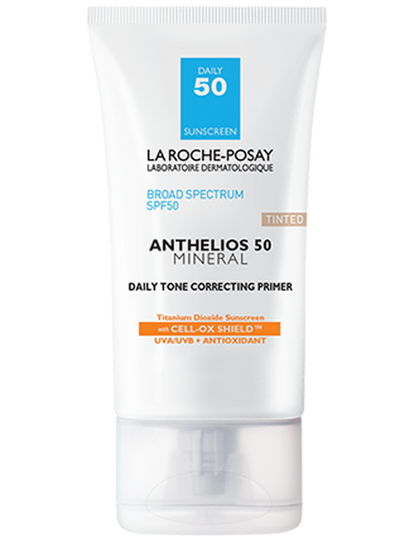 Anthelios Mineral Tinted Primer SPF 50 Primer for