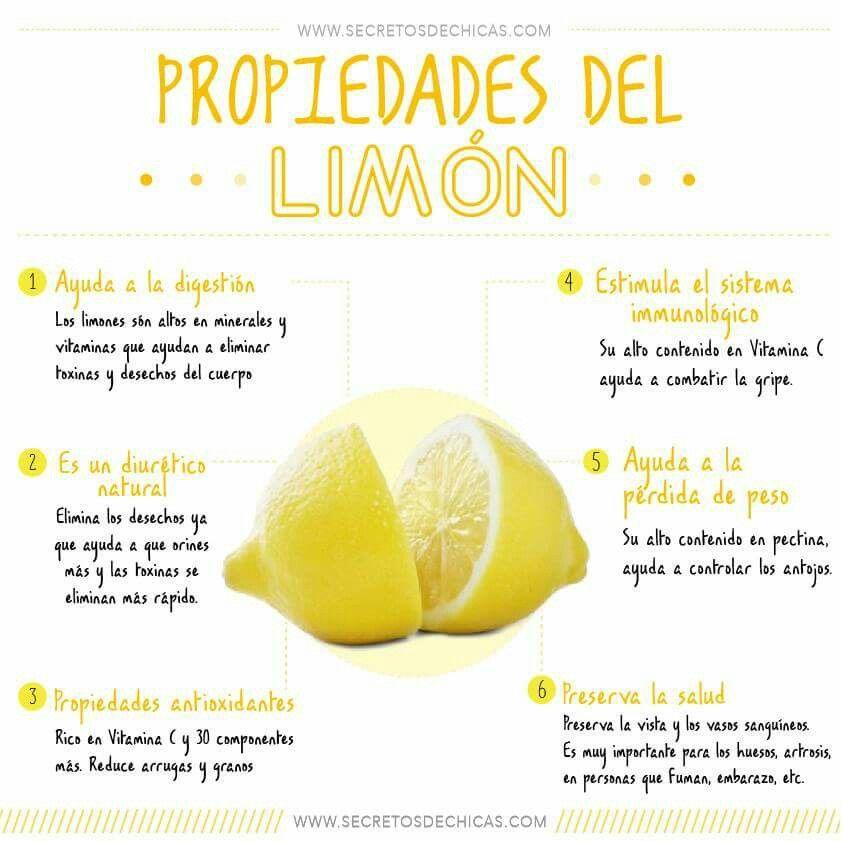 Limón #propiedades
