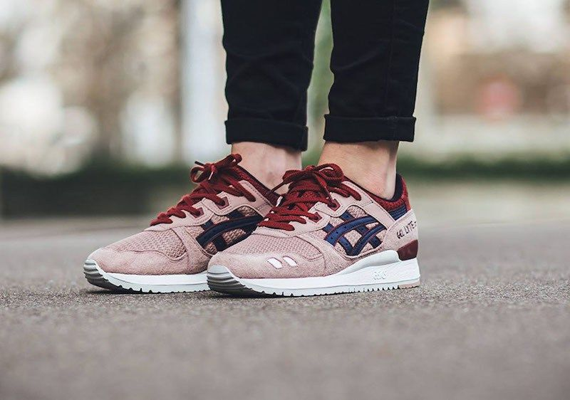Asics Gel Lyte III – Adobe Rose | Sneakerlove in 2019 ...