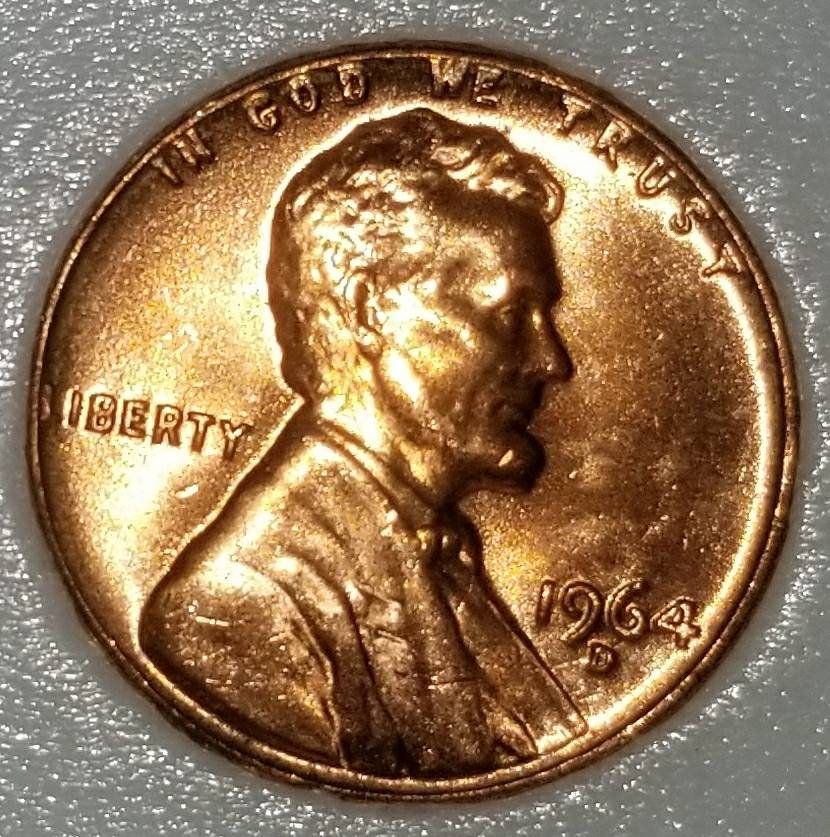 1964 D Lincoln Cent Ms Grading Reverse Cud Error Coin Copper Coin Numismatic Coinage Collection Coins Combined Shipp Error Coins Coins Copper Coins,Prickly Pear Jelly Recipe Low Sugar