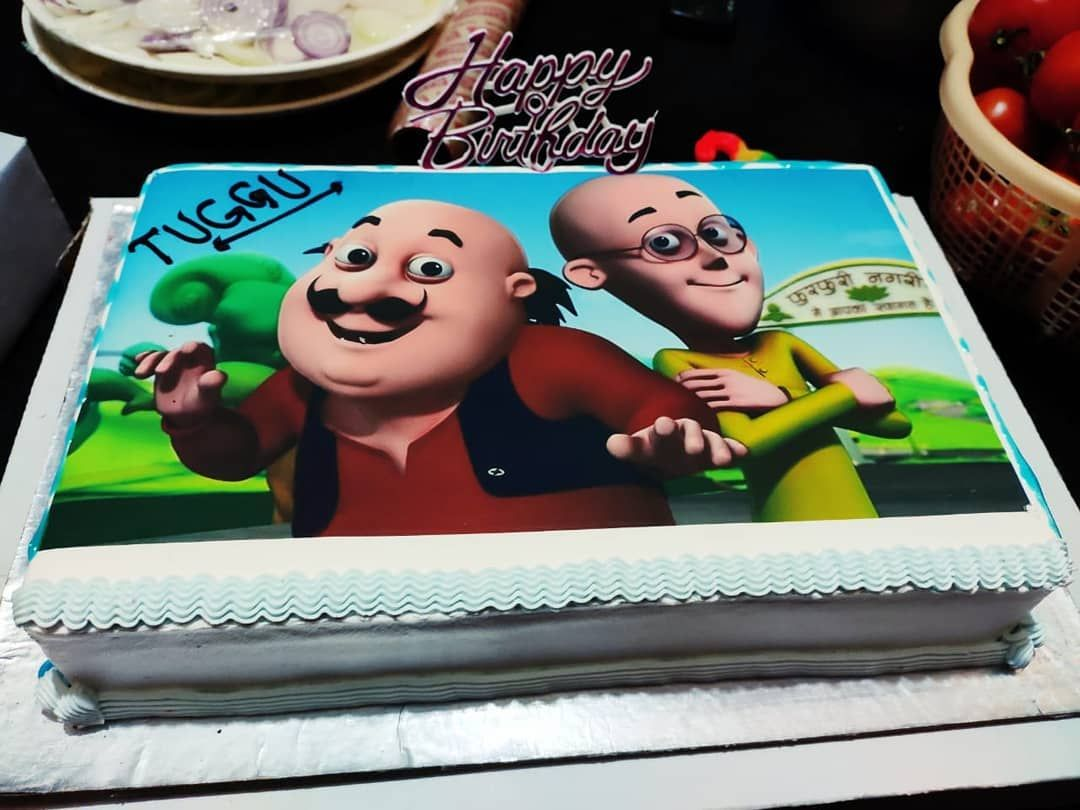 New The 10 Best Recipes With Pictures Motu Patlu Cake