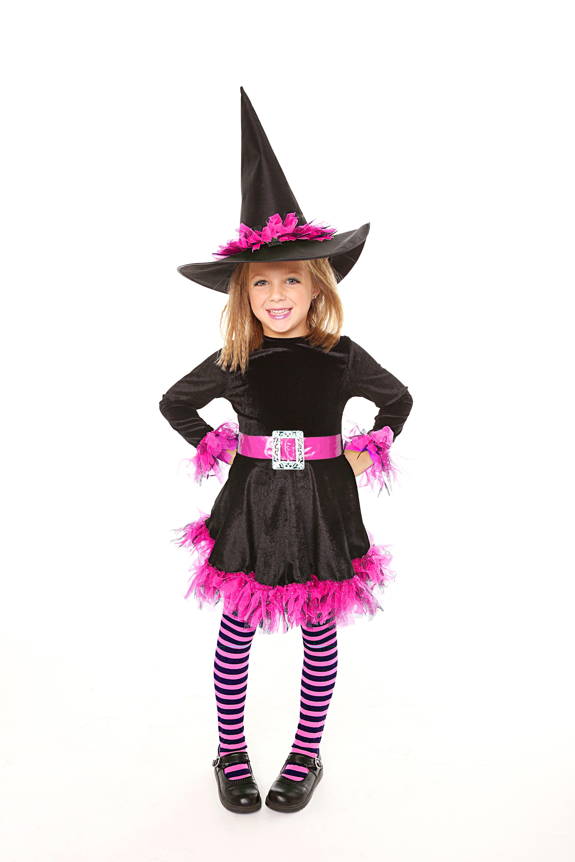 Neon Pink Witch Costume - Meijer Halloween 2014   Halloween ...