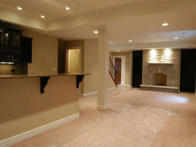 remodeling ideas for basements with exposed duct work ehow - Designs For Basements
