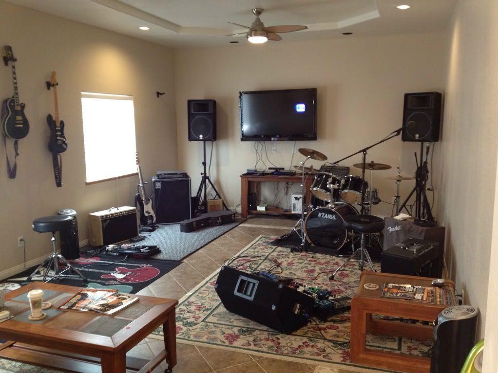 Pin By C H On Music Room Ideas Music Studio Room Music Room