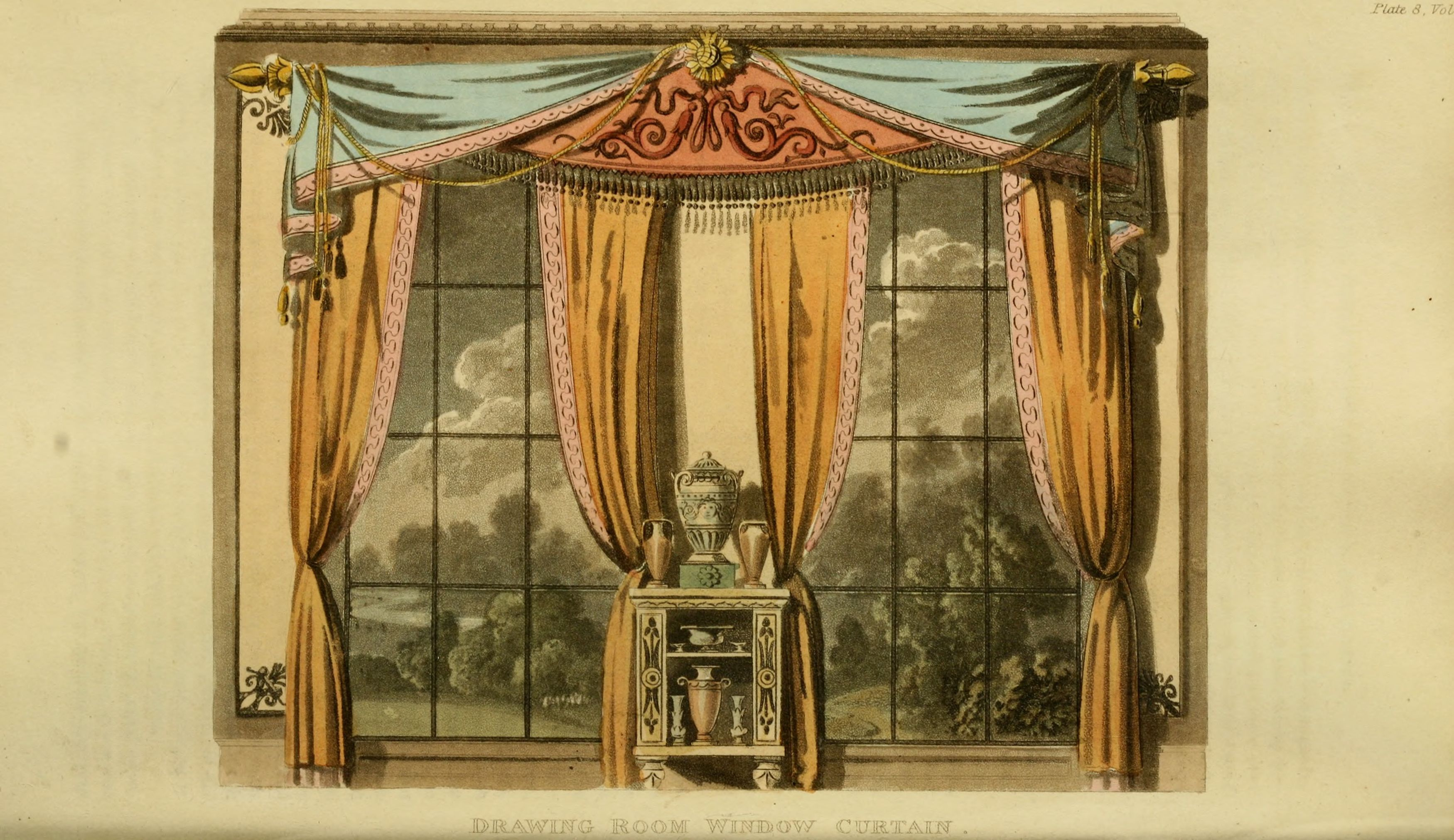 ackermann s repository of arts 52 of 1499 free downloads rh pinterest com