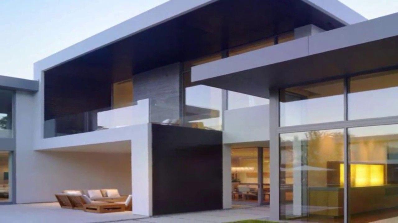 Casas Modernas Minimalistas Por Dentro Y Por Fuera Youtube Modern Minimalist House Minimalist House Design Interior Architecture Design