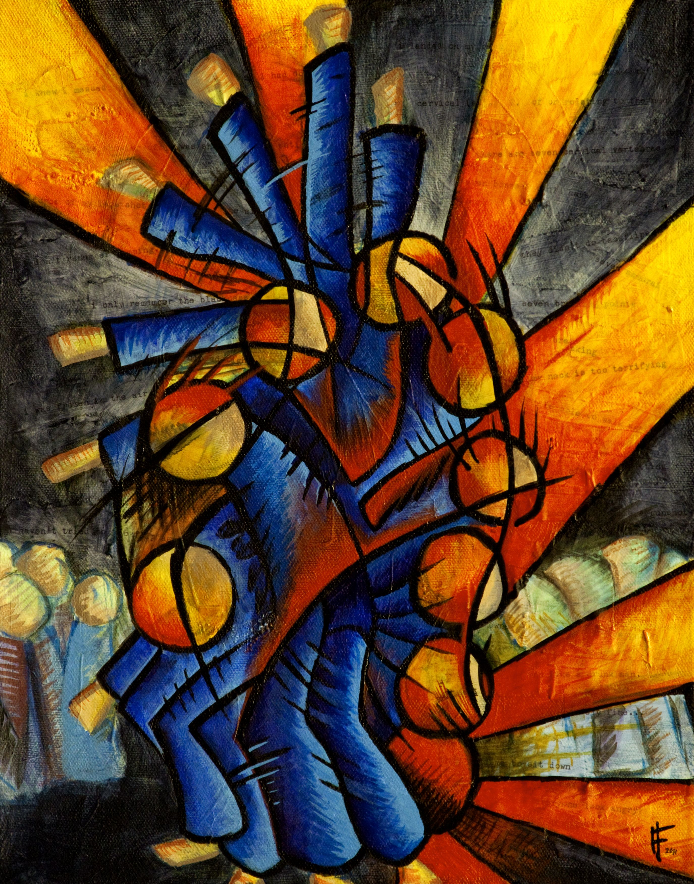 Futurist Artists And Their Paintings