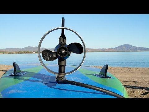 DIY ElectraFin. Installation Instructions for Electric Oru Kayak ...