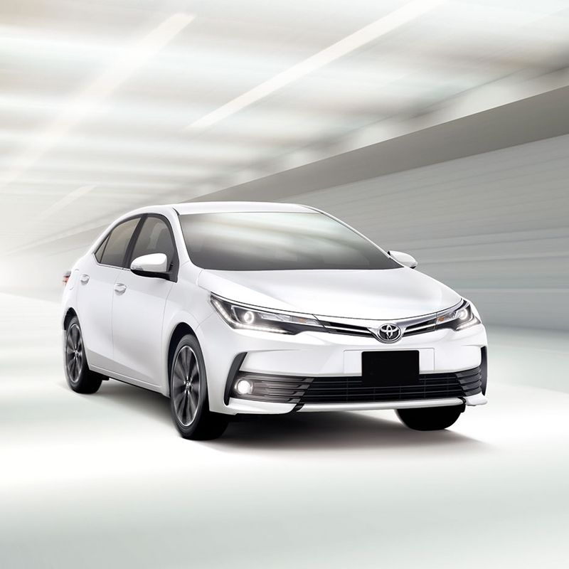 Drive the 2018 Toyota Corolla in Dubai 😎🇦🇪 for only AED