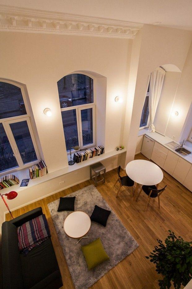 Aménagement de 24 m2 par Studio YCL Studio, Architecture and Interiors