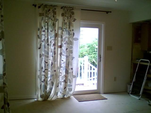 Sliding Glass Door Window Treatment Blinds Glass Doors Window