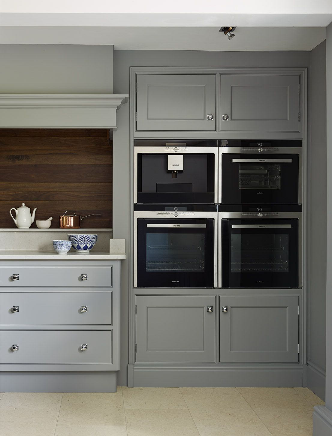 Our large kitchen showroom in Elland, features an