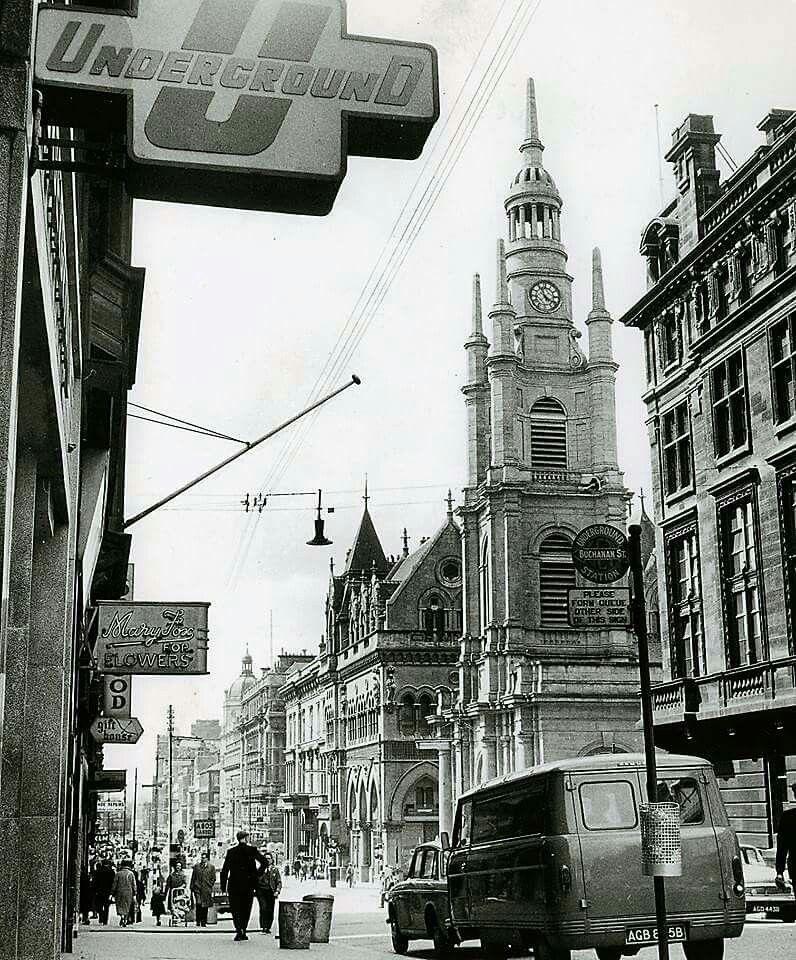 Buchanan St, Glasgow Glasgow architecture, Glasgow city