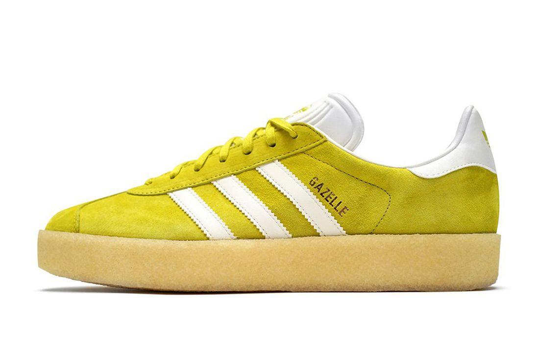 Mr Completely X adidas Gazelle (Crepe Sole) Sneaker