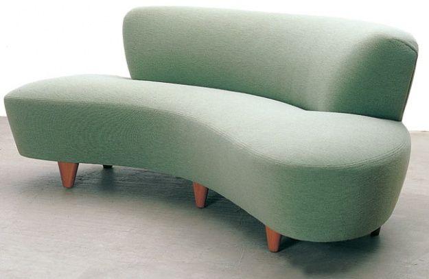 Modernica Cloud Sofa In Dusty Sage