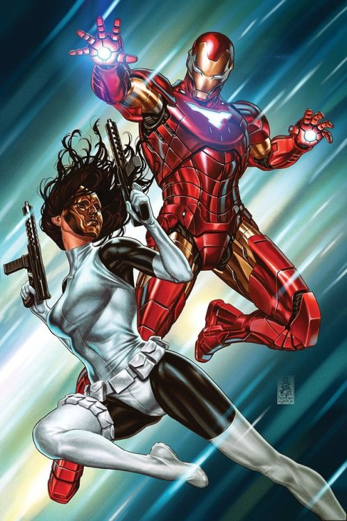 Tony Stark Iron Man 15 Villain Variant Mark Brooks Iron Man Comic Art Iron Man Comic Iron Man