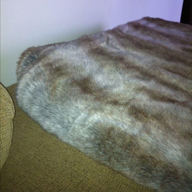 Mi manta de sofa
