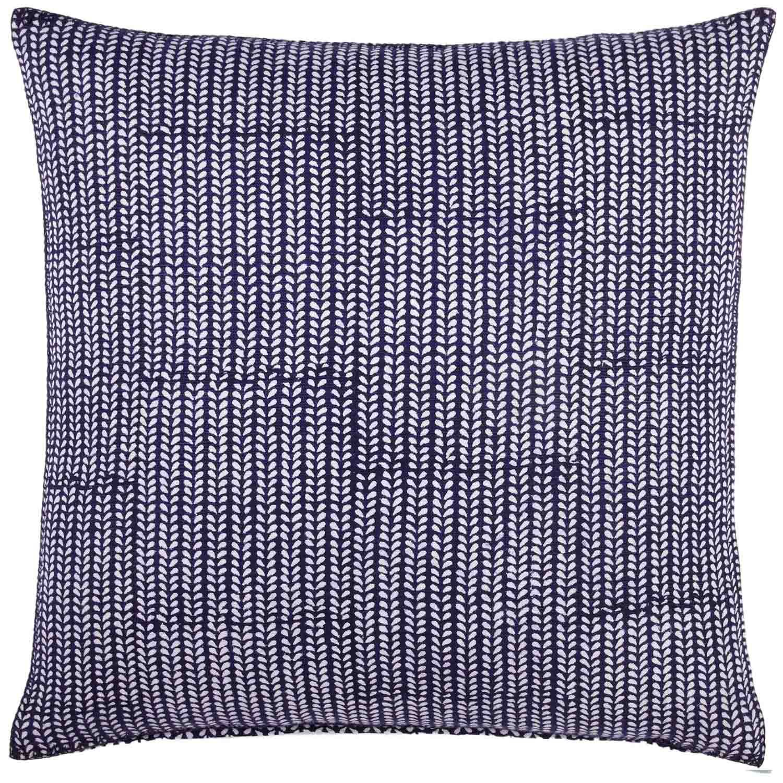Aleppo Indigo Decorative Pillow Indigo decorative