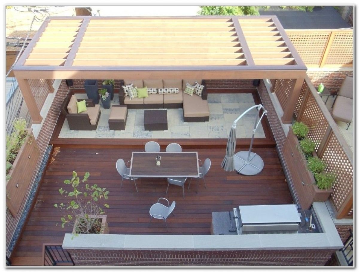 Radical Rooftop Deck Design Ideas Inspiration 5 Beautiful Rooftop Throughout Roof Deck Design Deck Decorating Deck Design Rooftop Design