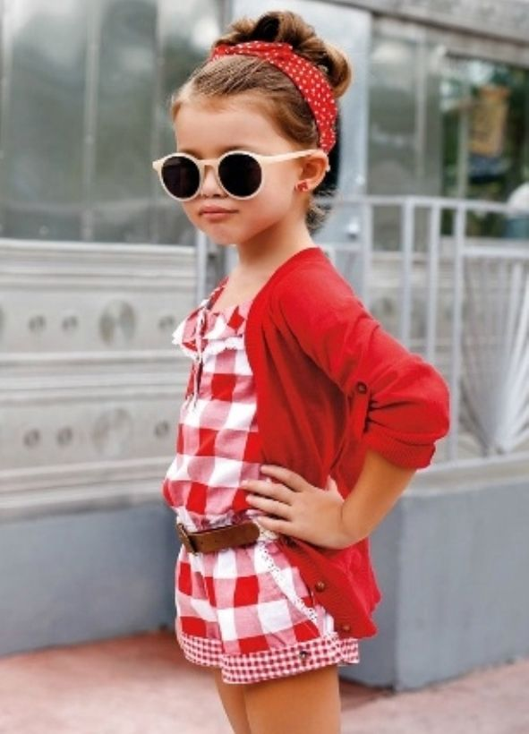 Fashion Friday  Crianças estilosas  bc61d8ee890