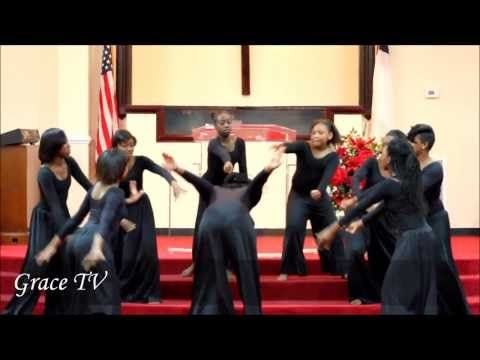 Grace Christian Church Break Every Chain Praise Dance Praise Dance Grace Christian Worship Dance