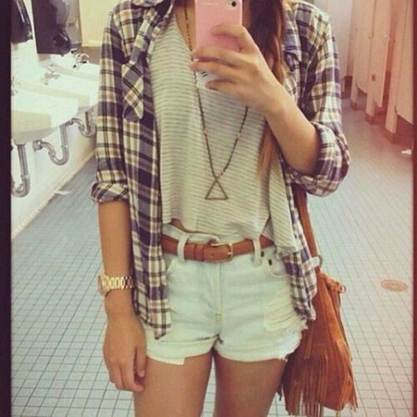 Cute Hipster Outfits On Pinterest
