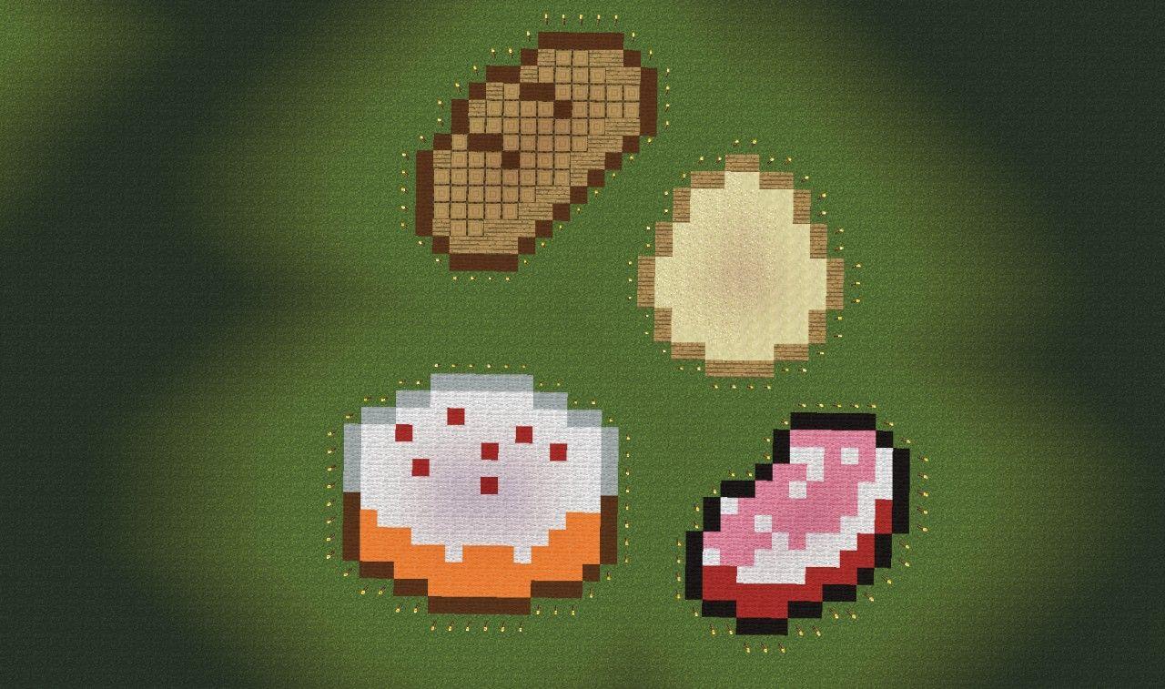 minecraft food chart - 1280×757