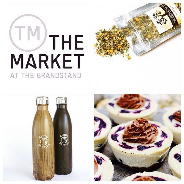 TM THE MARKET is back!!!! Join myself and some insanely talented creators at the Warrnambool Racecourse this Saturday (the 21st 10am to 3pm) @tm_warrnambool  Be sure to visit the Health to a Tea stall for herbal tea taste testing raw desserts iced coconut chai tea-ware and new product Earth Bottles! Its the perfect place to do some Christmas shopping and support local trade. CAN'T WAIT TO SEE YOU THERE  by livingfoodlife