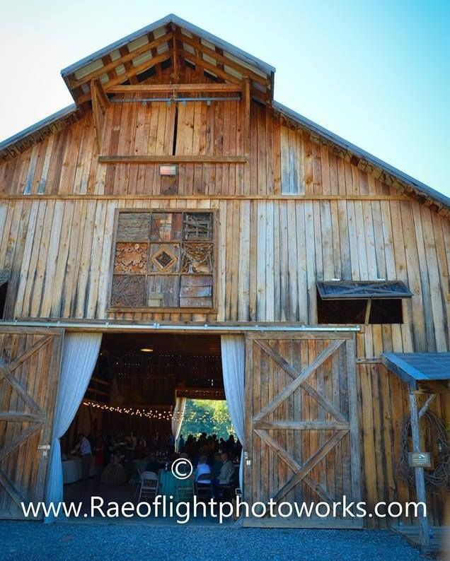 Find Barn Wedding Venues In Tennessee