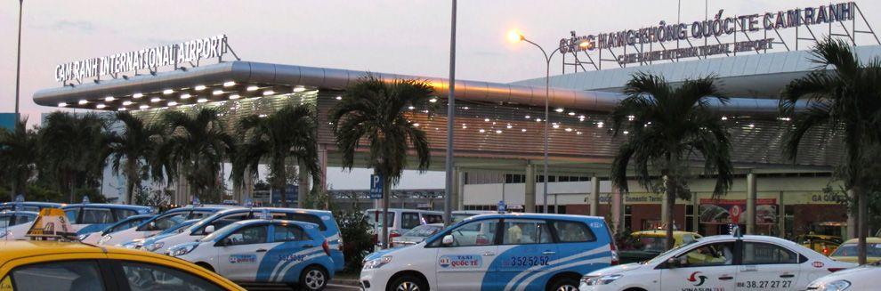 Taxi sân bay Cam Ranh Nha Trang