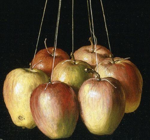 Mme Scherzo Nataliakoptseva Sanchez Cotan Juan Spanish Natural Form Art Still Life Fruit Natural Forms