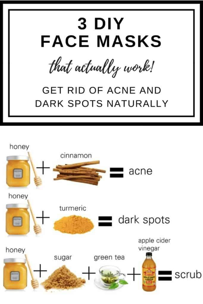 Photo of 3 DIY Homemade Natural Face Masks that Actually Work