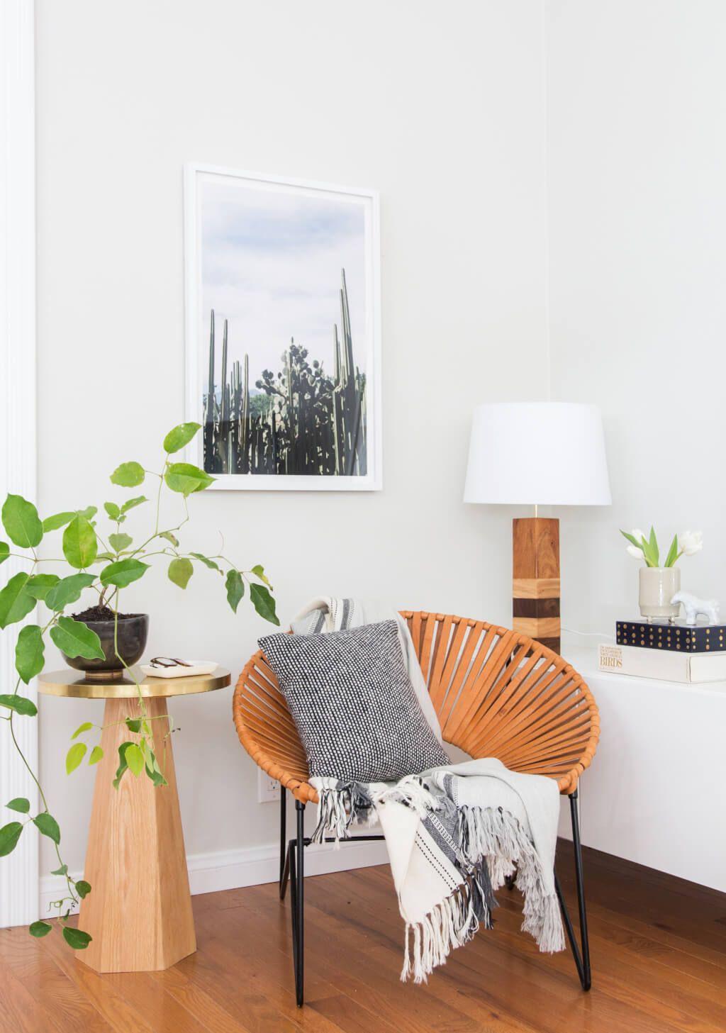 Emily Henderson Citizenry Photo Artwork Tessa Living Room Boho 5 ...