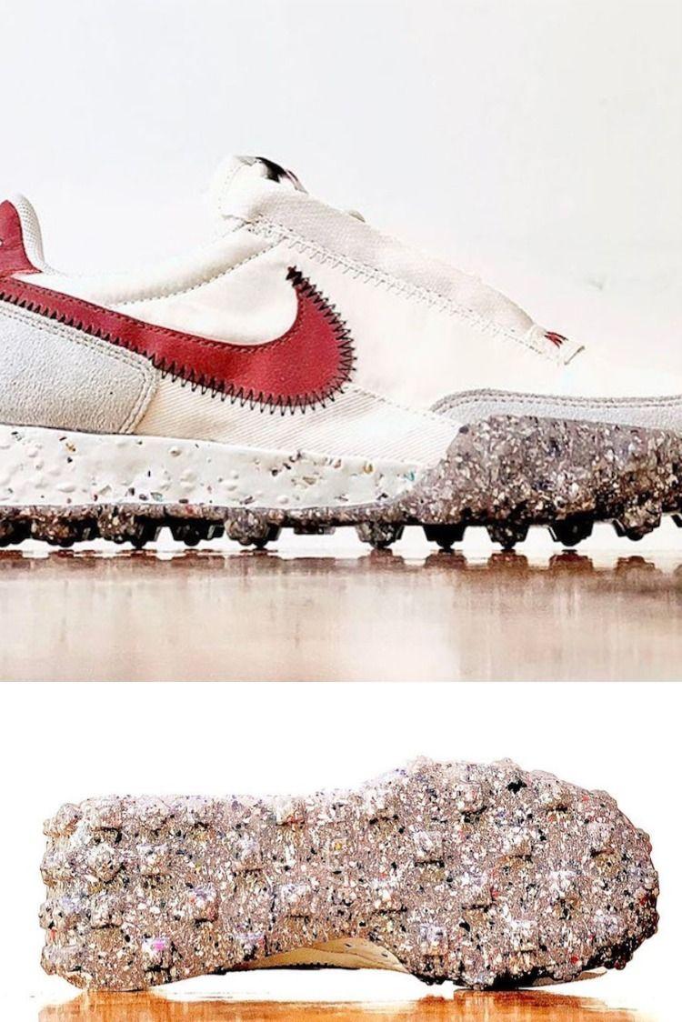 Oto Zapowiedz Nowych Nike Waffle Racer Crater W Duzej Mierze Wykonanych Z Materialow Z Recyklingu Sneakers Nike Sneakers Nike Cortez