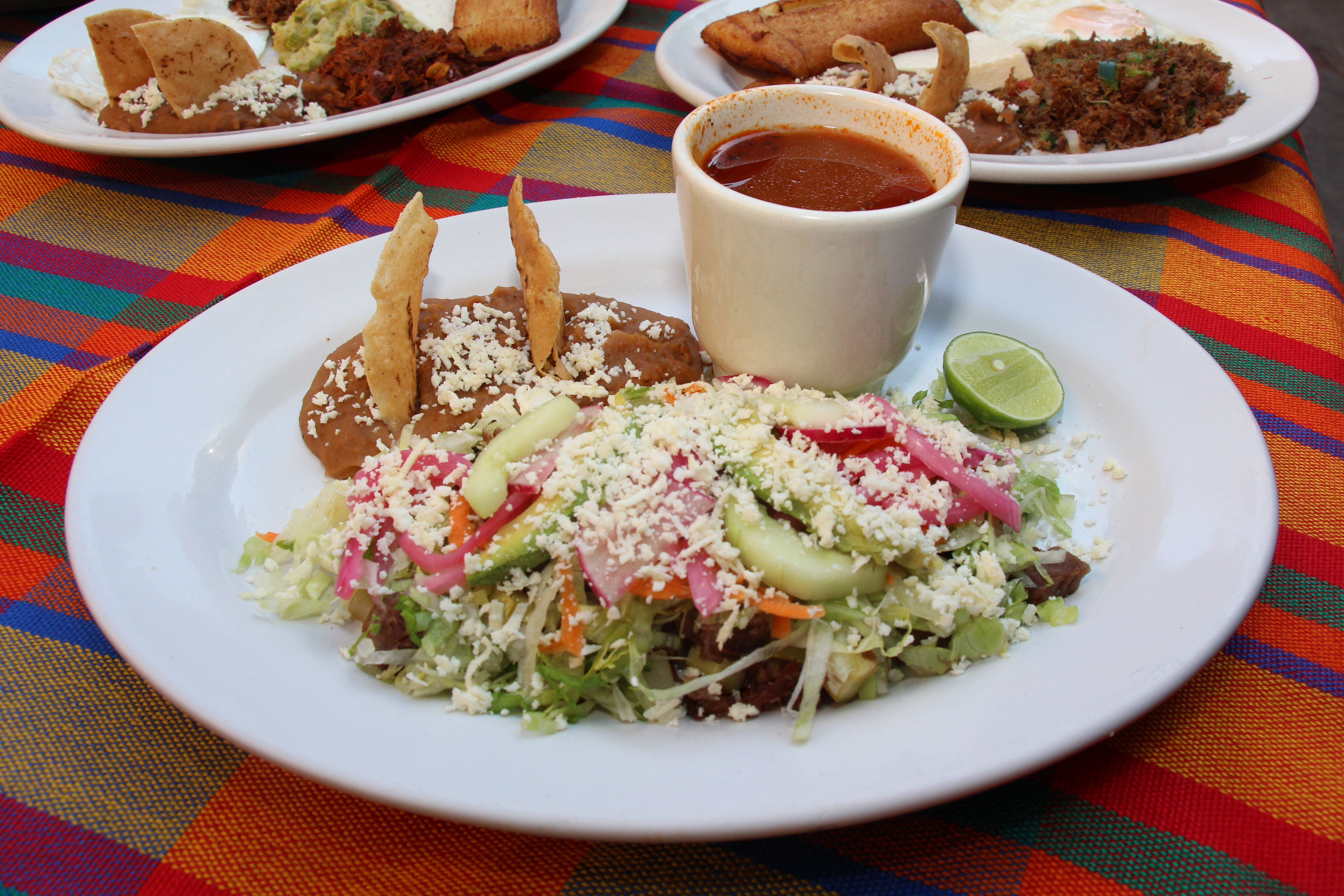 Traditional Mexican Specialty In Culiacan Mexicancuisine