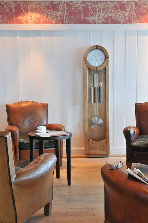 Design Your Own Living Room Free: Modern Grandfather Clock