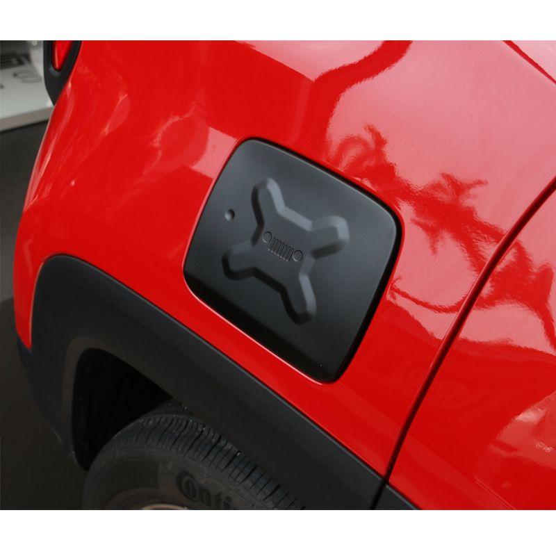 Best Deals Gas Fuel Tank Cap Filler Door Trims Exterior Covers