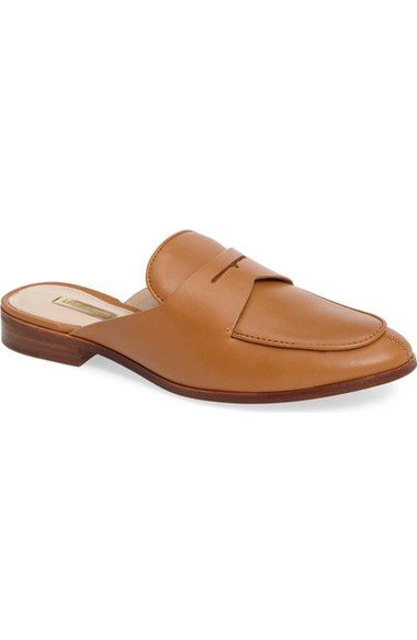 73bd270f546 Louise et Cie Dugan Flat Loafer Mule (Women) available at  Nordstrom ...
