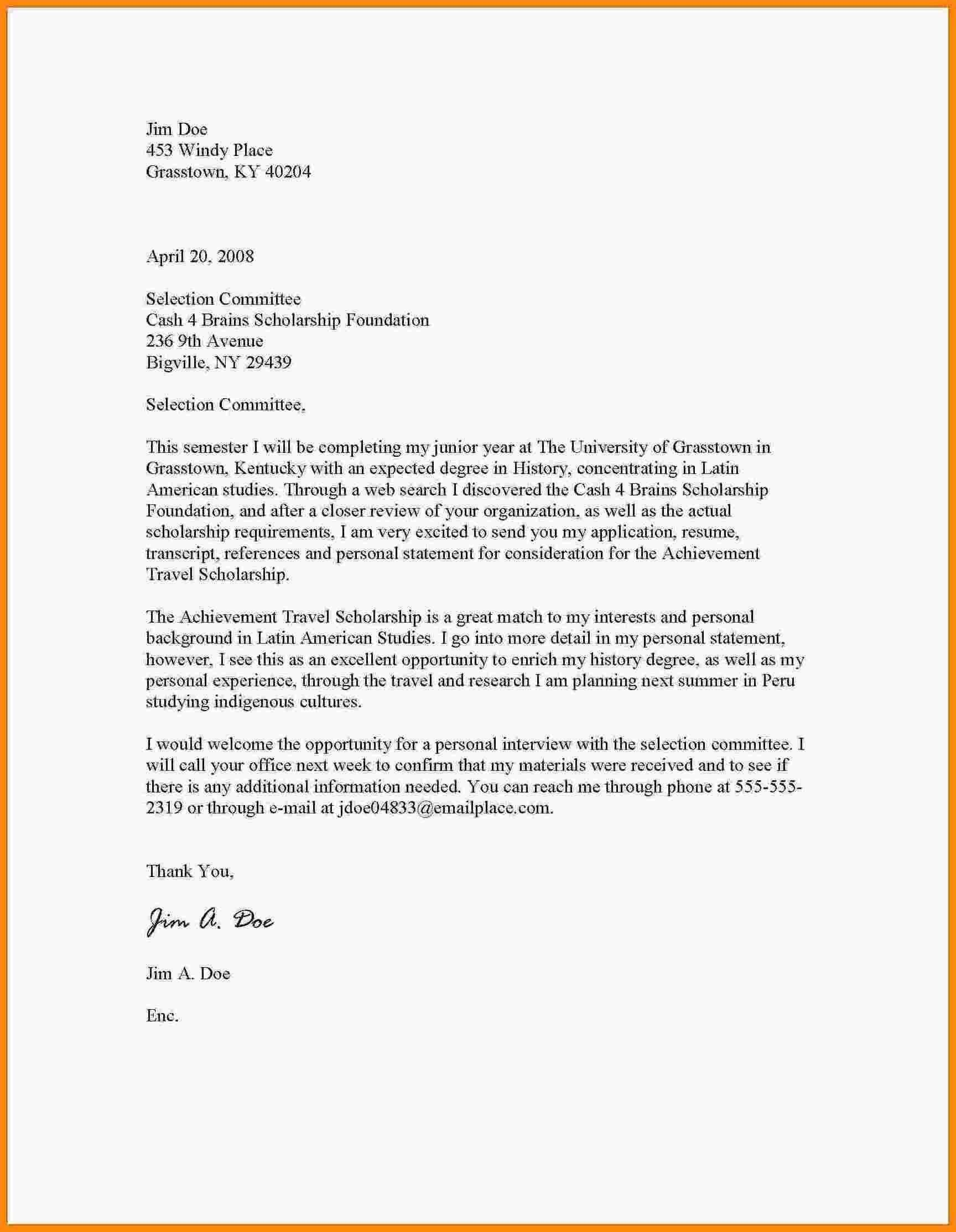 Sample Scholarship Thank You Letter Unique 5 Free Motivation For Scholar In 2020 Application Examples Essay Motivational Scholarship-pdf How To Write