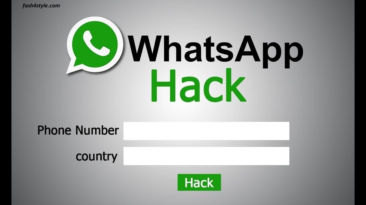 WhatsApp Hack Spy Tool