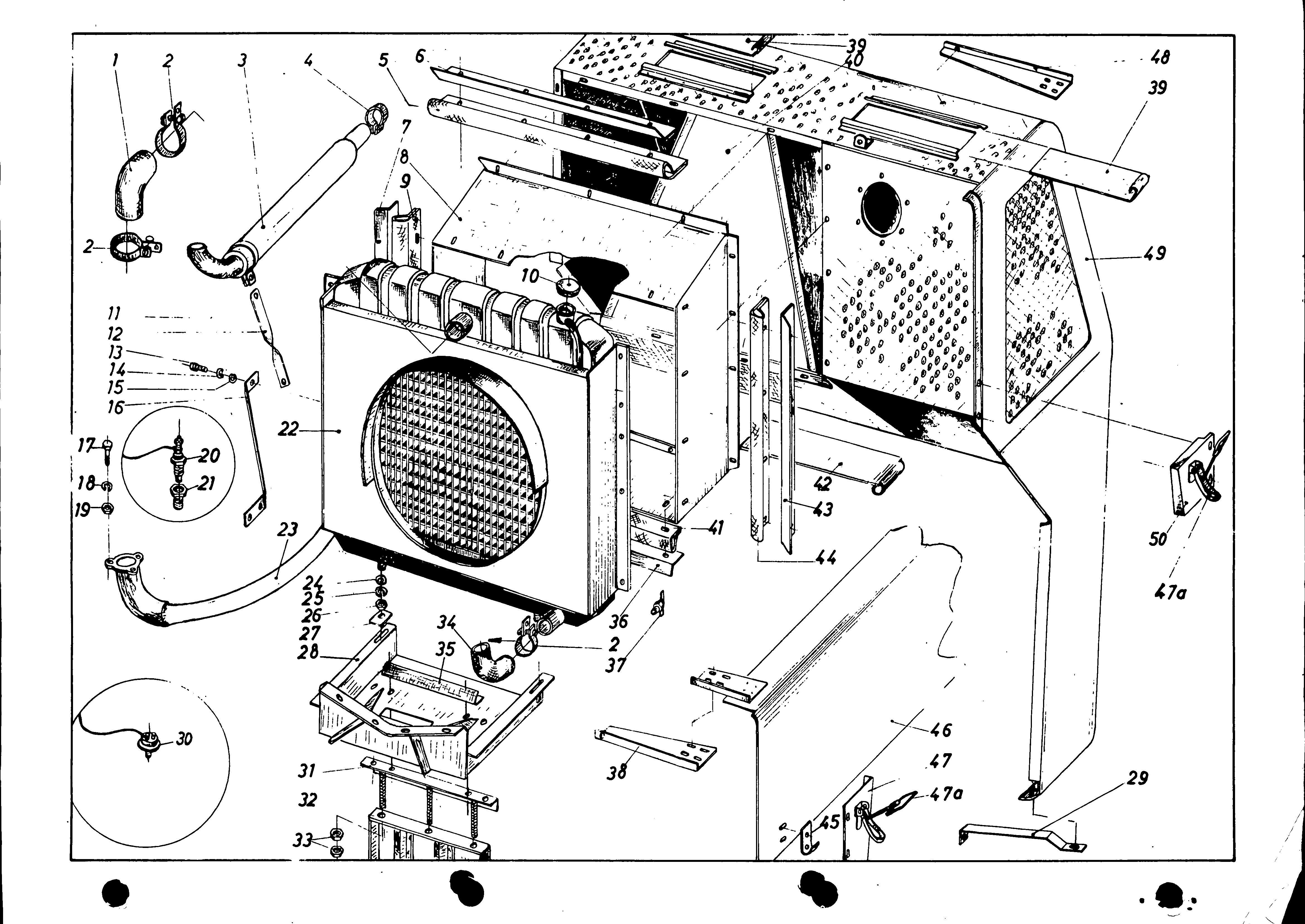 Ford Dorset 100pk Parts Manual For Serie 102 M140 Repair In 2020
