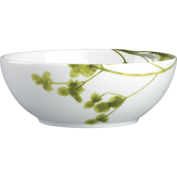 Verena Bowl In Discontinued Dinnerware Crate And Barrel
