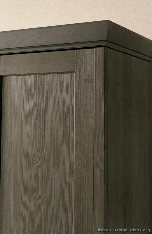 Modern Gray Kitchen Cabinets #04 (Alno com, Kitchen-Design