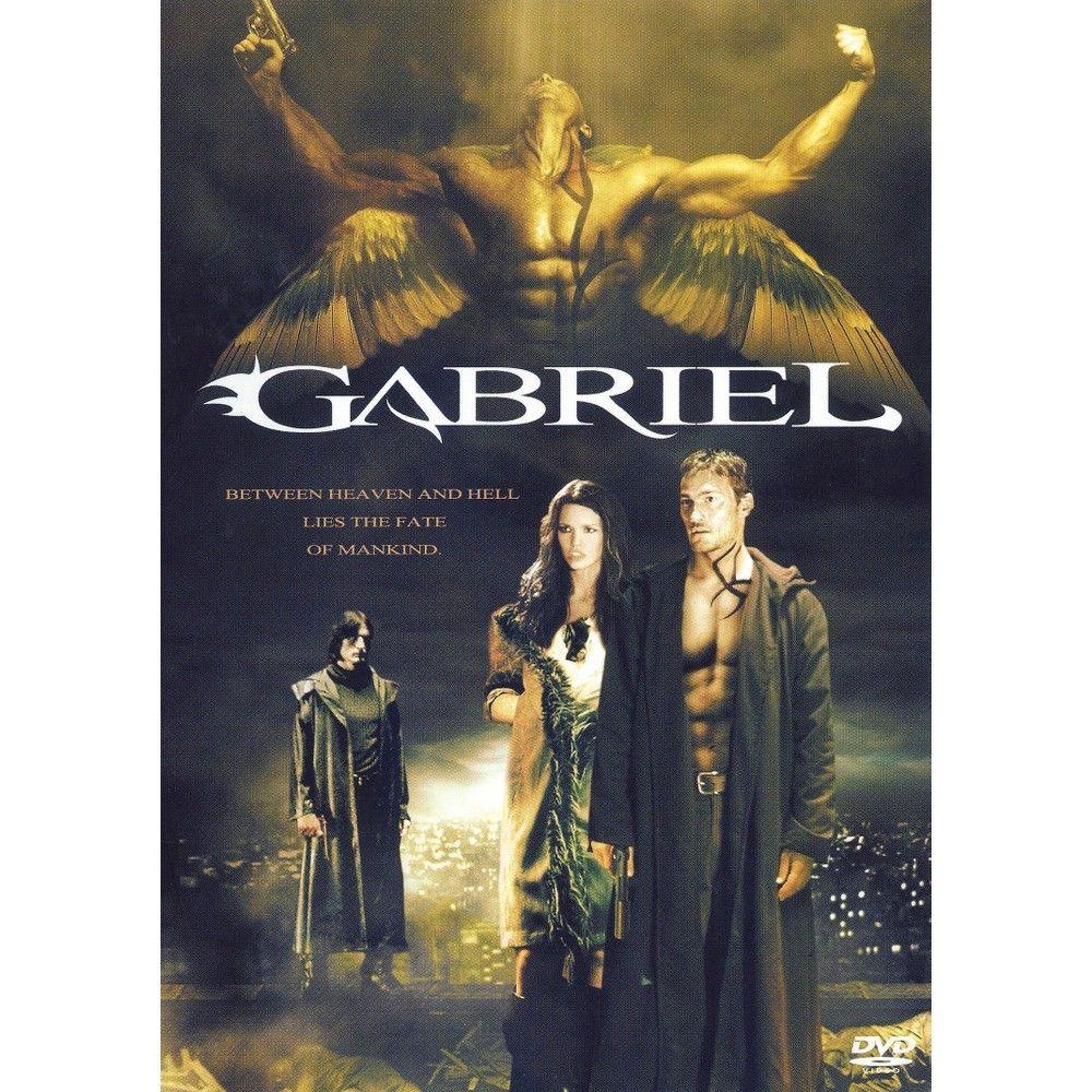 Gabriel Dvd 2008 In 2021 Gabriel Movie Gabriel Whitfield
