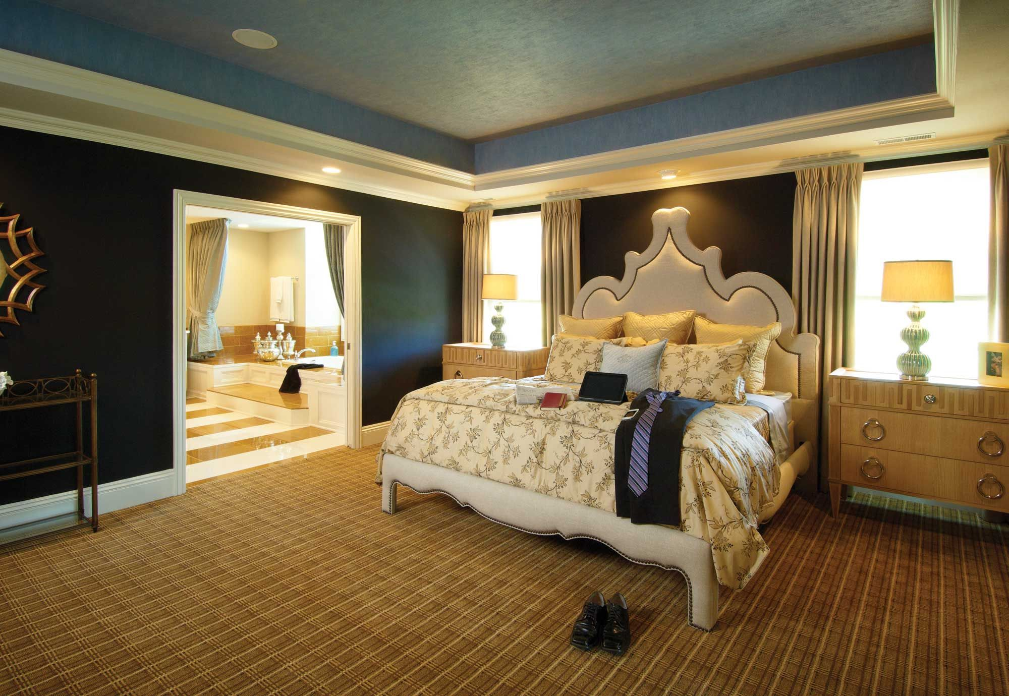 master bedroom from hgtv s showhouse showdown winning home on discover ideas about master dream bedroom id=15923