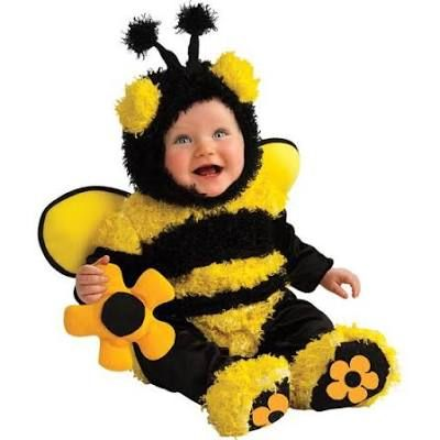 Buzzy Bee Costume for Toddler