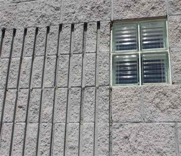 Fluted Concrete Masonry Unit Masonry Masonry Blocks