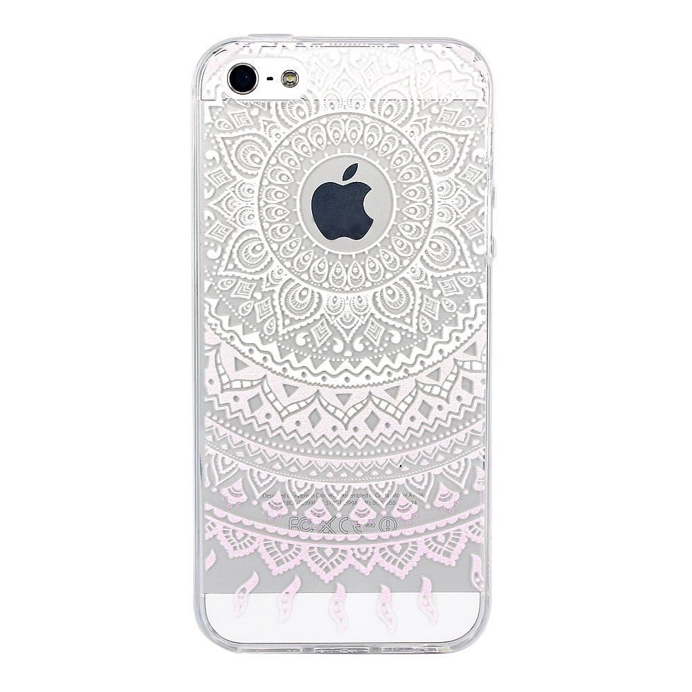 jiaxiufen tpu coque pour apple iphone 5 5s silicone tui. Black Bedroom Furniture Sets. Home Design Ideas